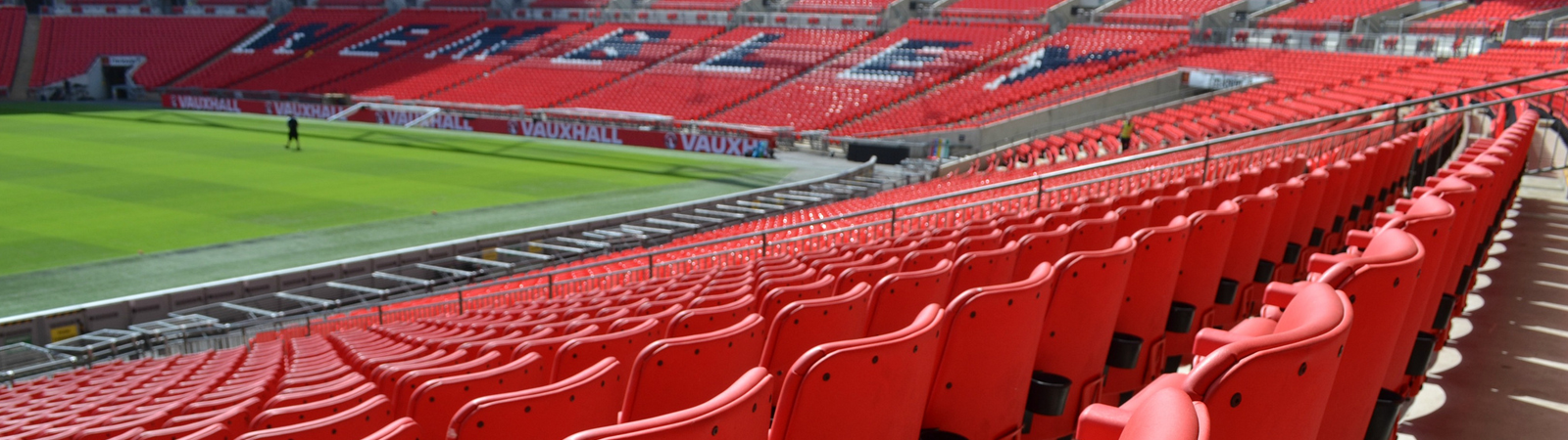 Venue: Wembley Stadium
